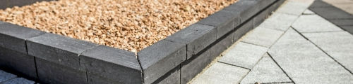 Бордюры, палисады бетонные