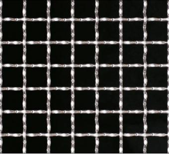 Металлическая плетеная сетка Aries P01035
