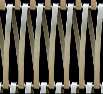 Металлическая плетеная сетка Febe S210020