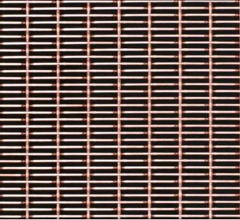 Металлическая плетеная сетка Leo P06090