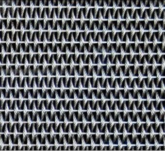 Металлическая плетеная сетка Oberon P18150