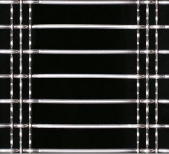 Металлическая плетеная сетка Scorpio P04010