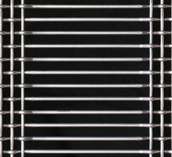 Металлическая плетеная сетка Scorpio P04040
