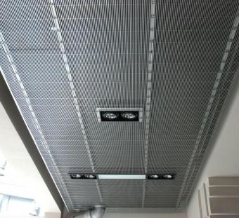 Металлический потолок Screen Deco
