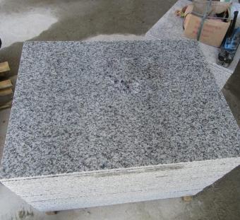 Гранит G655 Pearl White