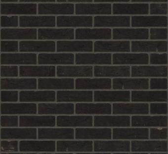 Кирпич ручной формовки Anthracite Handmade / DR39B Rijswaard