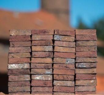 Кирпич ручной формовки Vogelensangh Steenfabriek Antigoon special handmade yssel brick