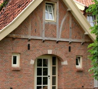 Плитка ручной формовки Canne with hints of bronze Vogelensangh Steenfabriek