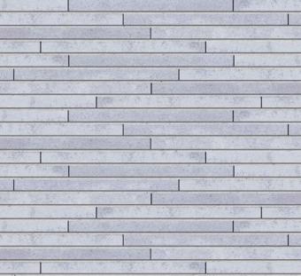 Кирпич бетонный ригельный GeoStylistix Dover White MBI