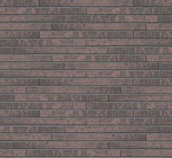 Кирпич бетонный ригельный MBI GeoStylistix Shaded Brown/Black