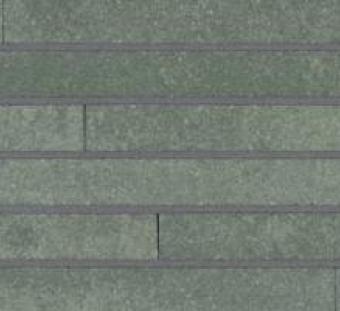 Кирпич бетонный ригельный GeoStylistix Shaded Green MBI