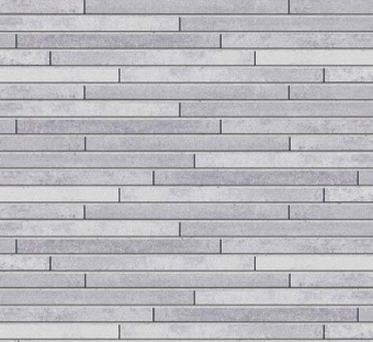 Кирпич бетонный ригельный MBI GeoStylistix Shaded White