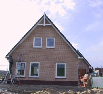 Плитка ручной формовки KM 011 Klinkers Steenfabriek