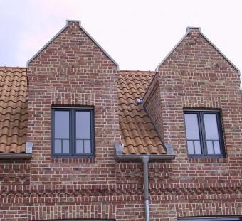 Кирпич ручной формовки KM 076 Klinkers Steenfabriek