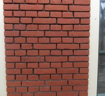 Кирпич ручной формовки KM 1209 Klinkers Steenfabriek