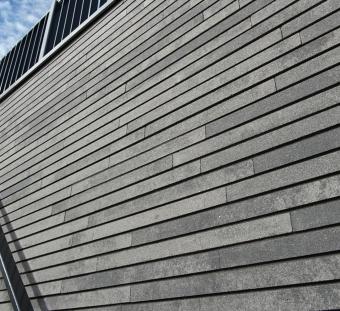 Кирпич бетонный ригельный GeoStylistix Shaded Grey MBI