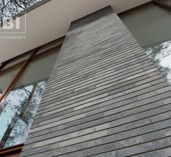 Кирпич бетонный ригельный MBI GeoStylistix Shaded Grey Light