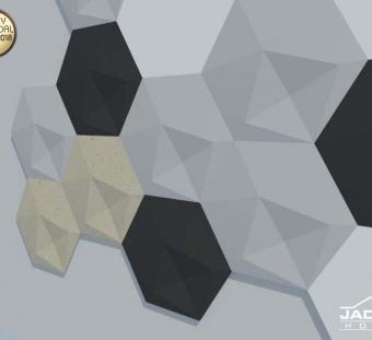 Облицовочные плиты Этюд 3D