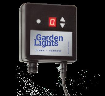 Датчик освещенности с таймером Garden Lights
