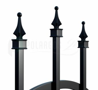 Металлический забор Eliza 3