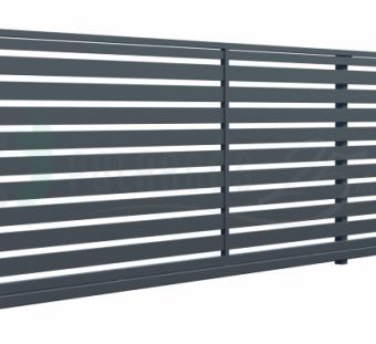Металлический забор Szafir