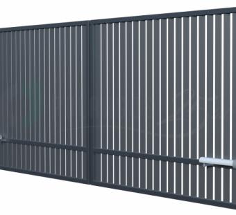 Металлический забор Agat