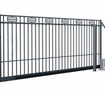 Металлический забор Argos 2