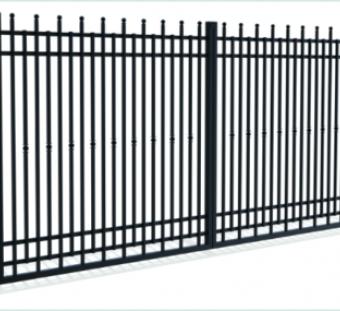 Металлический забор Tina 3